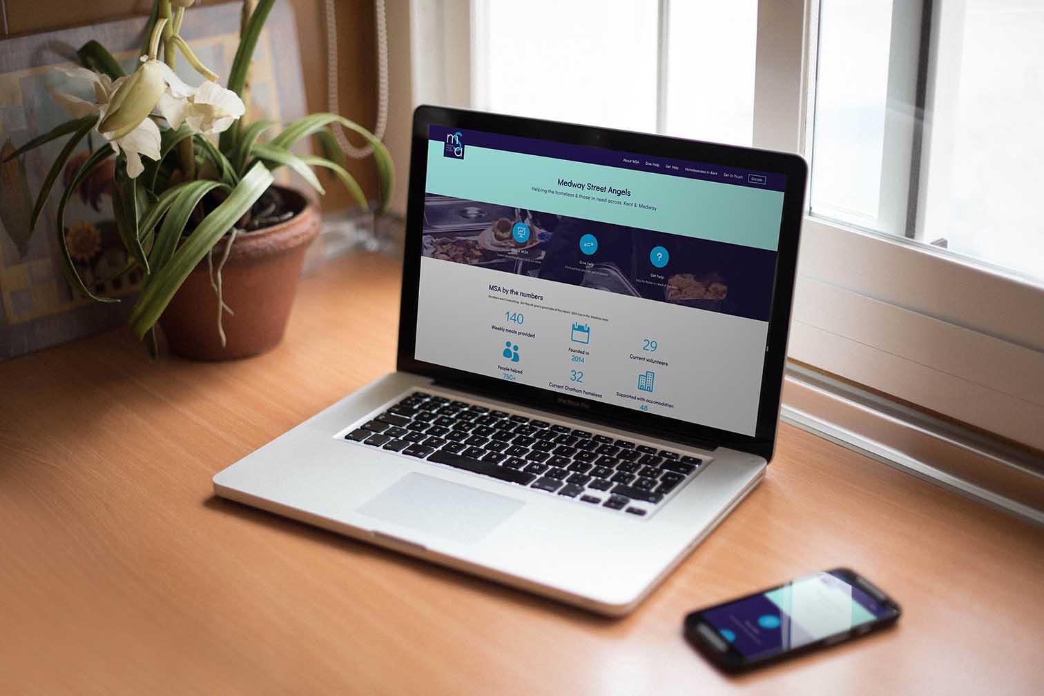 MSA Custom Kent Web Design